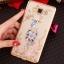 (025-1047)เคสมือถือซัมซุง Case Samsung Galaxy J5 2016 เคสนิ่มซิลิโคนใสลายหรูประดับคริสตัล พร้อมแหวนเพชรตั้งโทรศัพท์ thumbnail 6
