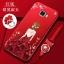 (587-005)เคสมือถือซัมซุง Case Samsung C5 Pro เคสนิ่มแฟชั่นลายผู้หญิงขอบเพชร thumbnail 2