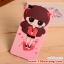 (128-069)เคสมือถือ Case Huawei P8 เคสนิ่ม 3D ตัวการ์ตูนน่ารักๆ thumbnail 10