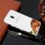 (025-1169)เคสมือถือซัมซุง Case Samsung J3 Pro 2017 เคสกรอบบัมเปอร์โลหะฝาหลังอะคริลิคแววกึ่งกระจก thumbnail 2