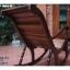 เก้าอี้โยกไม้มะค่า รหัส8261mw thumbnail 8