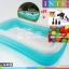 Intex สระน้ำเป่าลม 3 เมตร+ที่สูบลมไฟฟ้า+บอลหลากสี thumbnail 1
