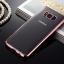 (025-1142)เคสมือถือ Case Samsung S8 Plus/ S8+ เคสนิ่มใส tpu เรียบหรูขอบแวว thumbnail 5