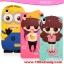 (128-078)เคสมือถือ Case OPPO R7/R7 Lite เคสนิ่มการ์ตูนน่ารักๆ 3D thumbnail 1